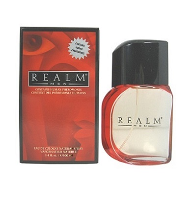 Realm Cologne by Erox 3.4oz Eau De Toilette spray for men
